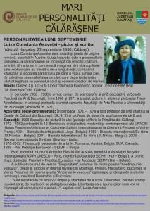 Luiza Constanţa ASAVETEI